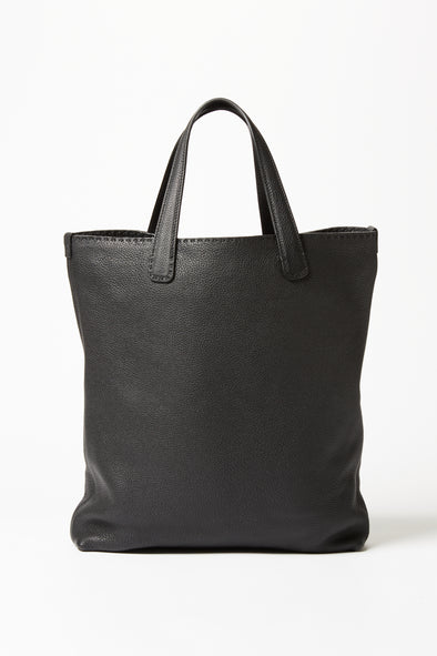 VIA TOTE IN ITALIAN LEATHER