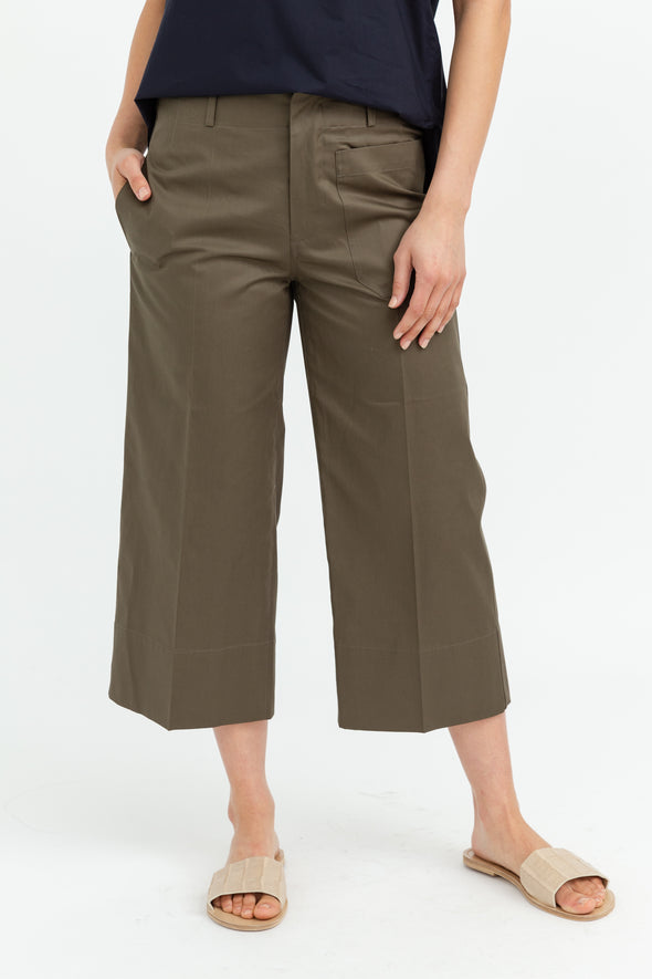 Sofie D'Hoore Pina Cropped Patch Pocket