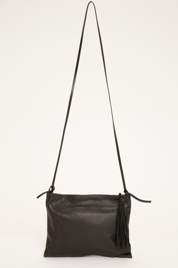 MAJESTY BAG IN LEATHER