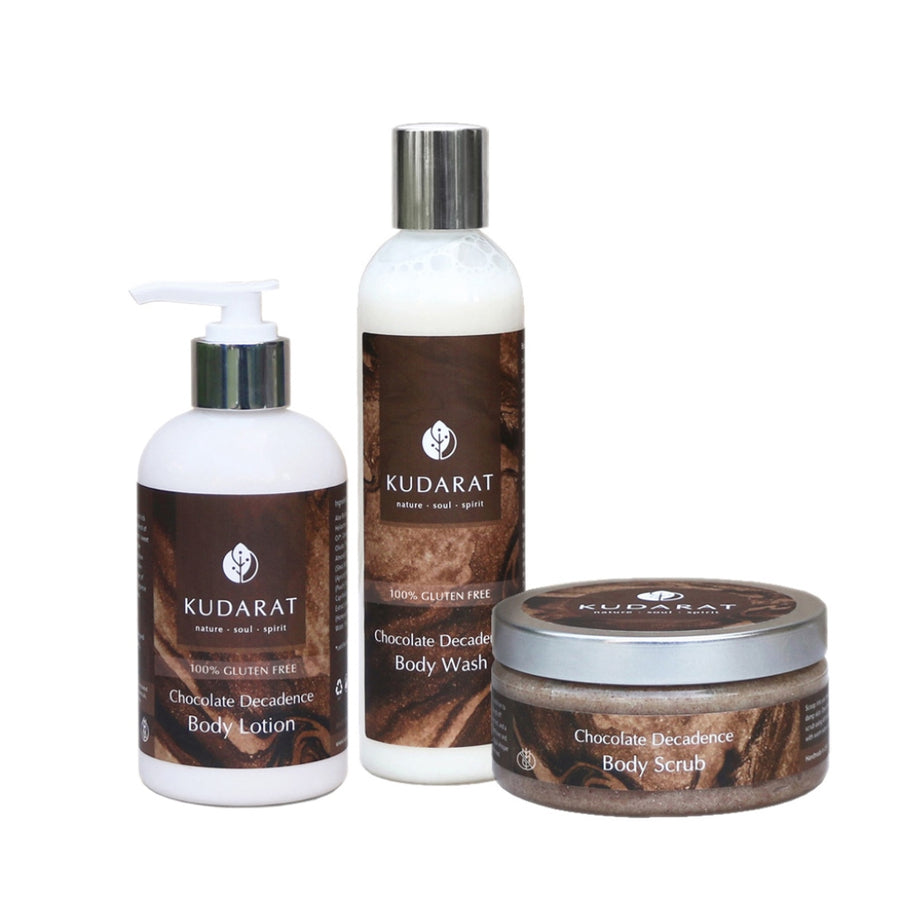 Chocolate Decadence Body Scrub - Radiant Roots