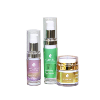 Luxe Face Care Kit - Radiant Roots