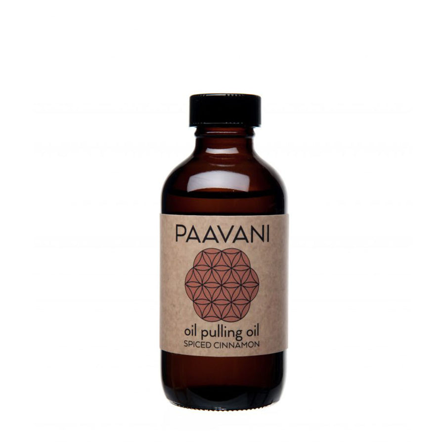 Oil Pulling Oil: Spiced Cinnamon - Radiant Roots