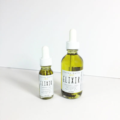 ELIXIR: Facial Oil - Radiant Roots