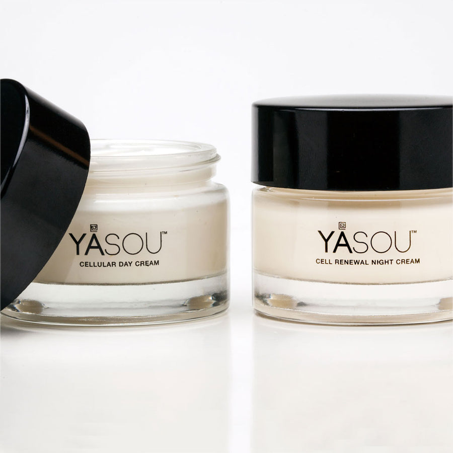 Set: Vegan Face Creams - Radiant Roots