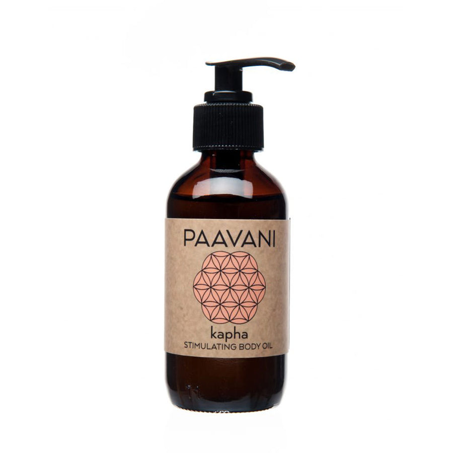 Kapha Stimulating Body Oil - Radiant Roots