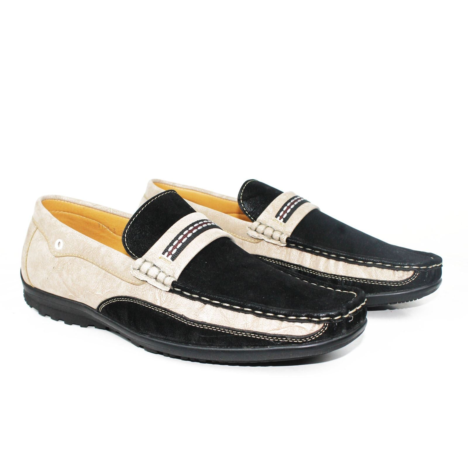 Wholesale Men's Shoes Stylish Park Chanyeol Buckle Loafer Slip On NE13