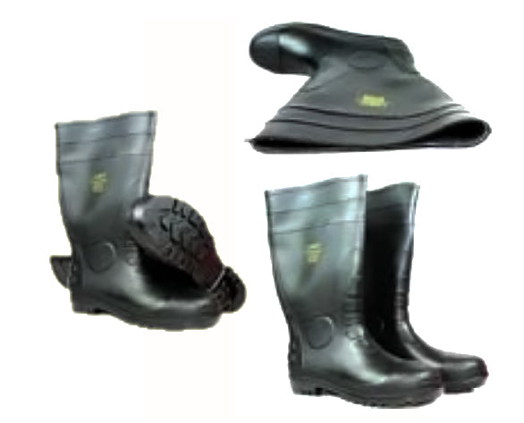 Wholesale Men's Shoes Safety Water Boots Jerry 15.5 Inch NCP15