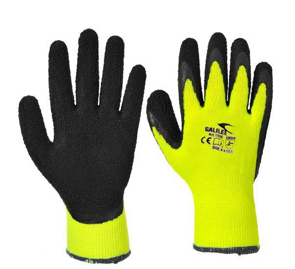 Wholesale Clothing Accessories Gloves Yellow Orange NCP17
