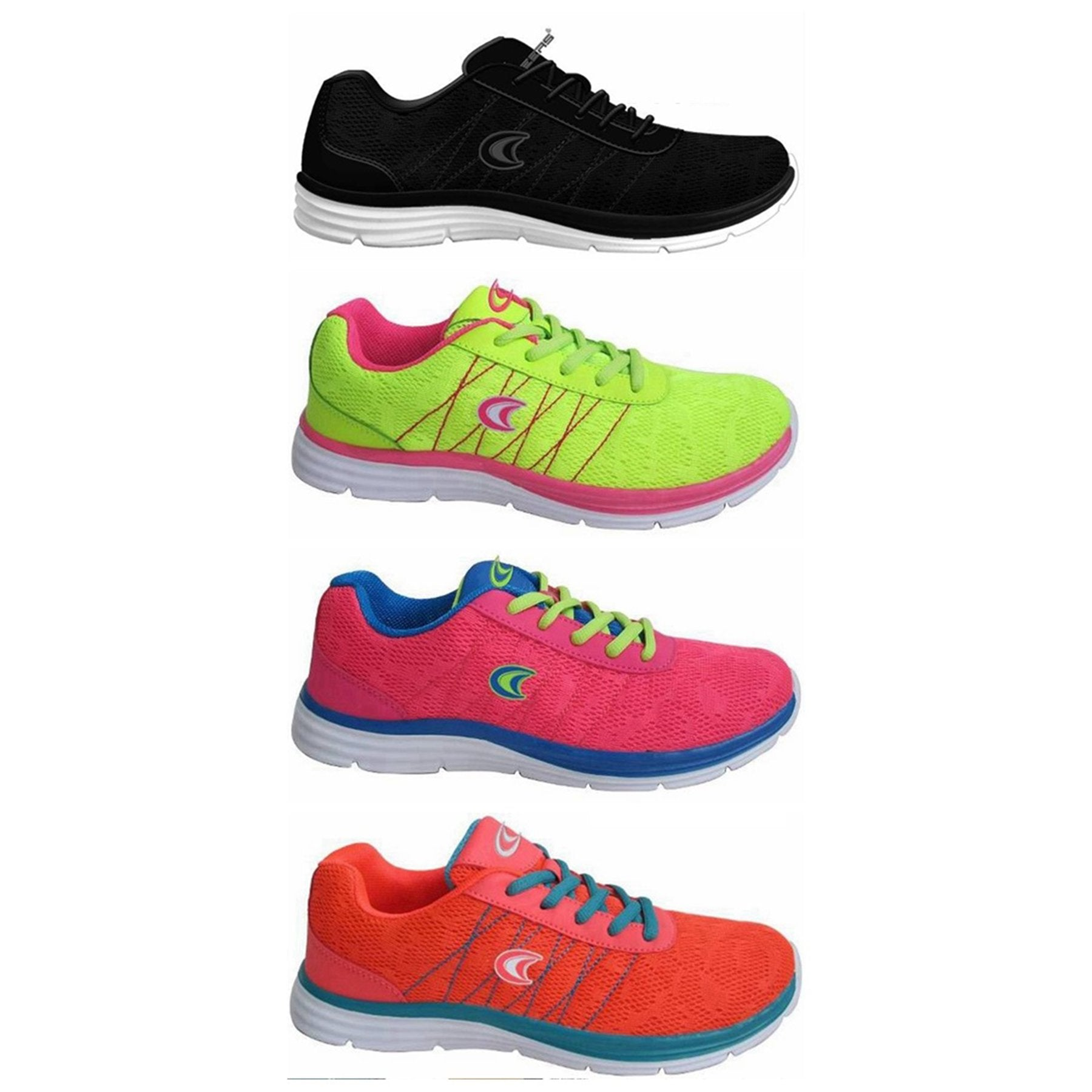 Wholesale Women's shoes trainers lace up SNEAKERS ncp18