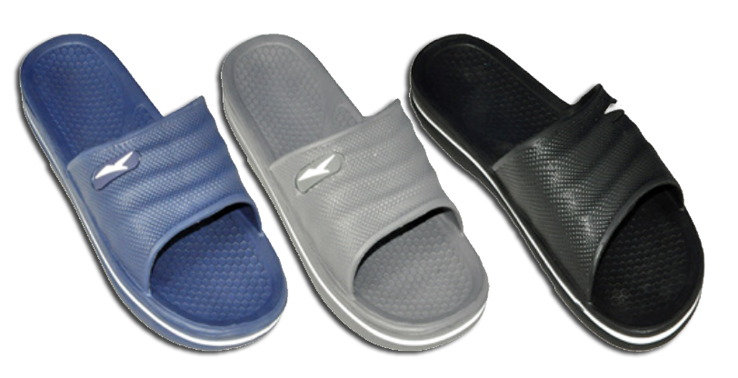 Wholesale Men's Assorted Flip-flops Slides Sandals Flat Douglass NSU12