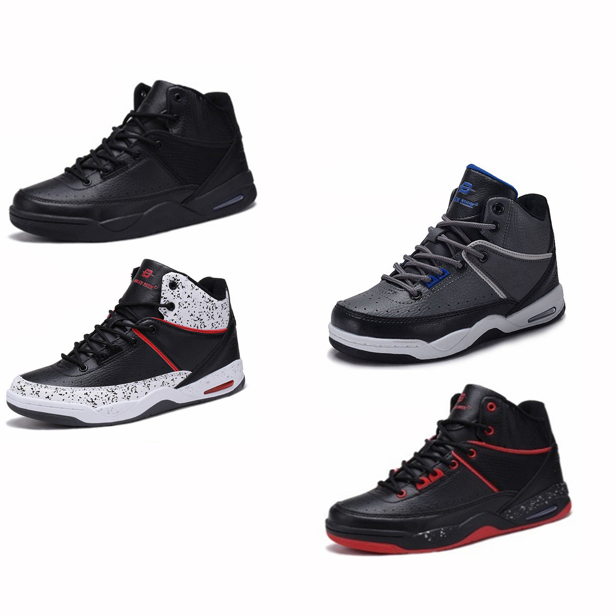 Wholesale Men's Shoes Lace Up Hiking Running Boots Cardo NCP12