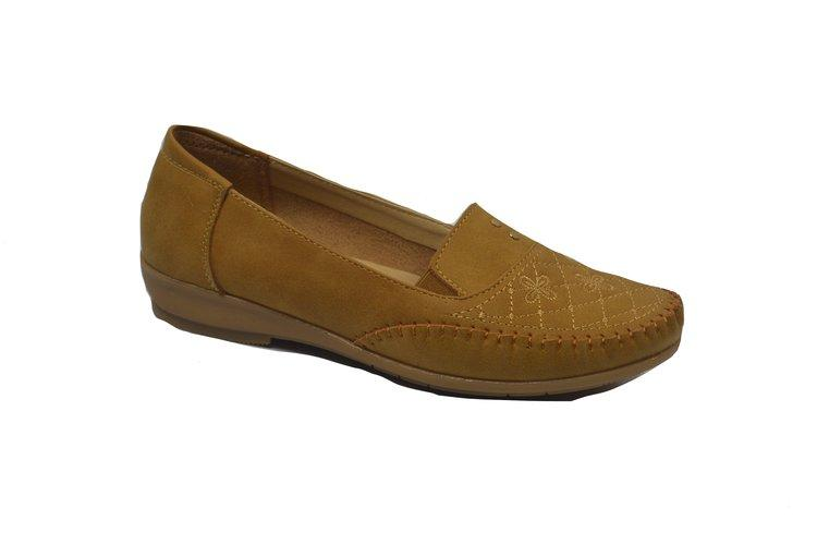 Wholesale Women's Shoes Slip On Penny Loafer NG14
