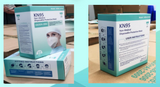 Wholesale Face Masks for Corona Virus COVID-19 Disposable Breathable KN95 Protective Mask N6G6