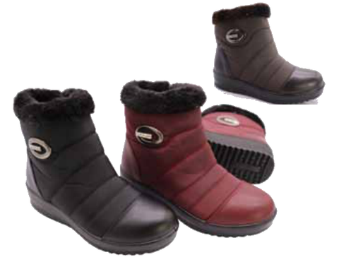 Wholesale Women's Shoes Winter Boots Estelle NPE24