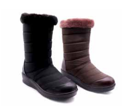 Wholesale Women's Shoes Slip On Boots Amalia NPE21