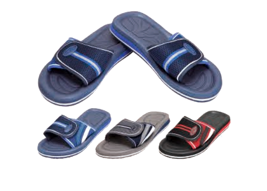 Wholesale Men's Shoes Assorted Slippers Sandals Alfie NH20