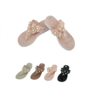 Wholesale Women's Shoes Assorted Slippers Sandals Rosalie NH22