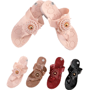 Wholesale Women's Shoes Assorted Slippers Sandals Sawyer NH23