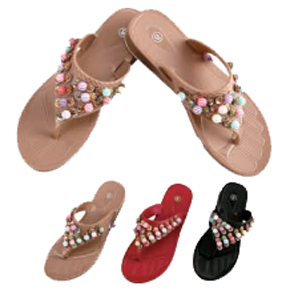 Wholesale Women's Shoes Assorted Slippers Sandals Nicole NH25