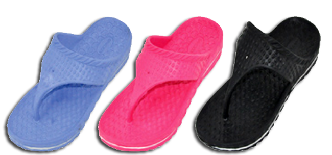 Wholesale Kid's Footwear Assorted Girls Flat Slippers Sandals Octavia NSU30