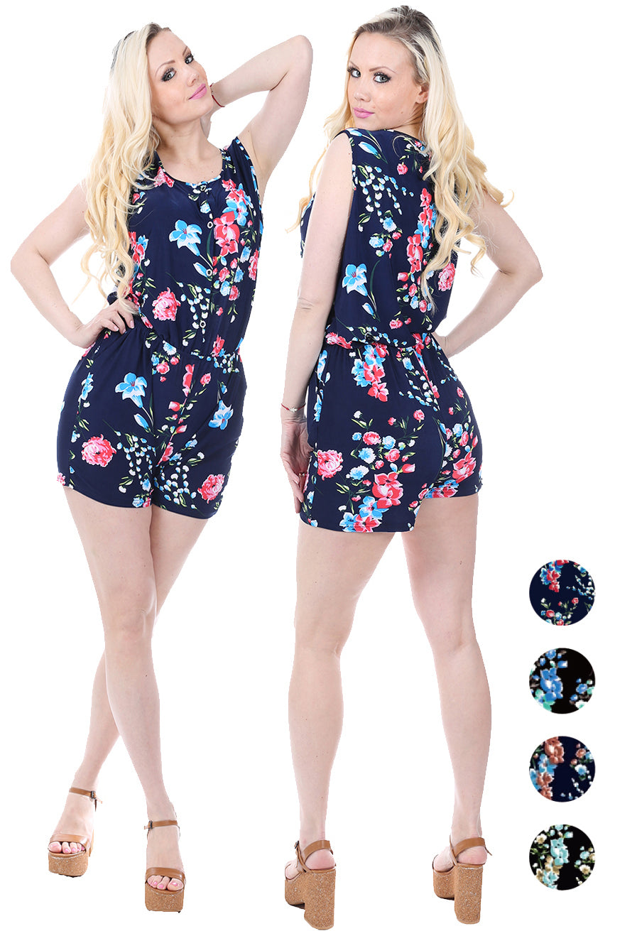 Wholesale Clothing Dresses Ramper 144/Case (M-XL) NWRR30