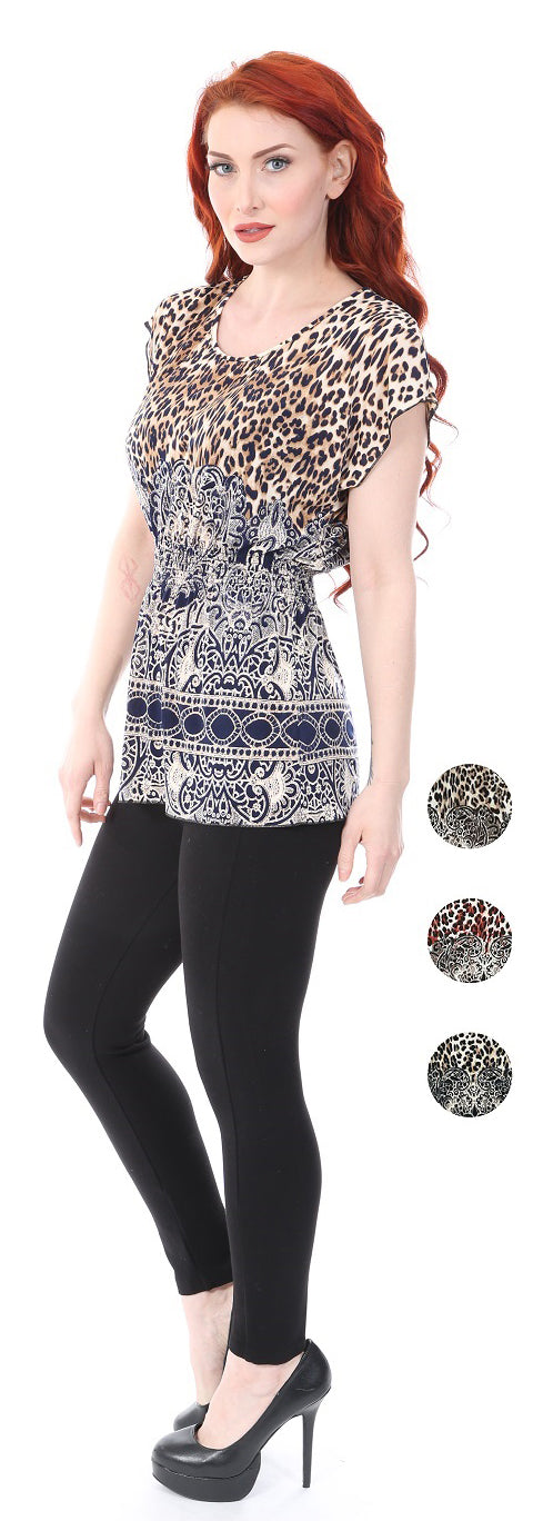 Wholesale Women's CLOTHING Missy Tops Mylah NW30