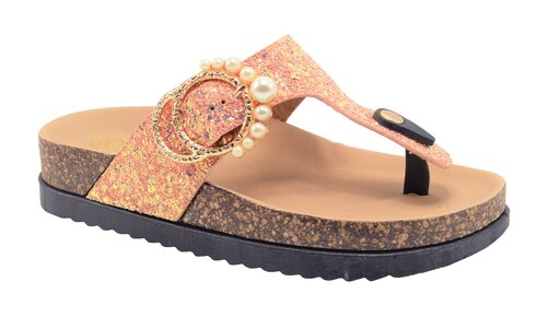 Wholesale Women's Shoes Flat Slippers Sandals Alison NGg2