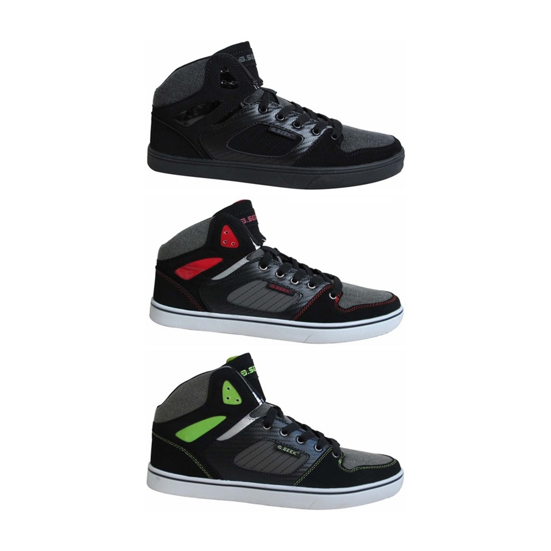 Wholesale Men's Shoes trainers lace up SNEAKERS ncpd5