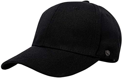 Wholesale Accessories Closeouts Unisex Baseball Cap Hat Black N6Bp
