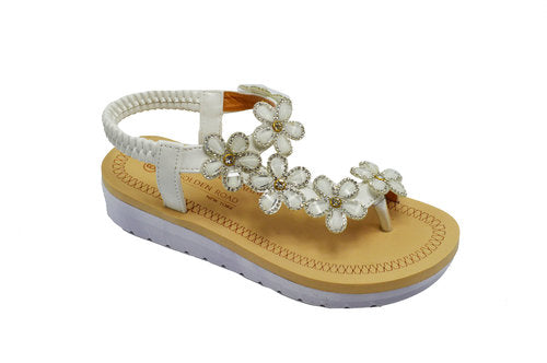 Wholesale Women's Shoes Flat Sandals Reina NG52