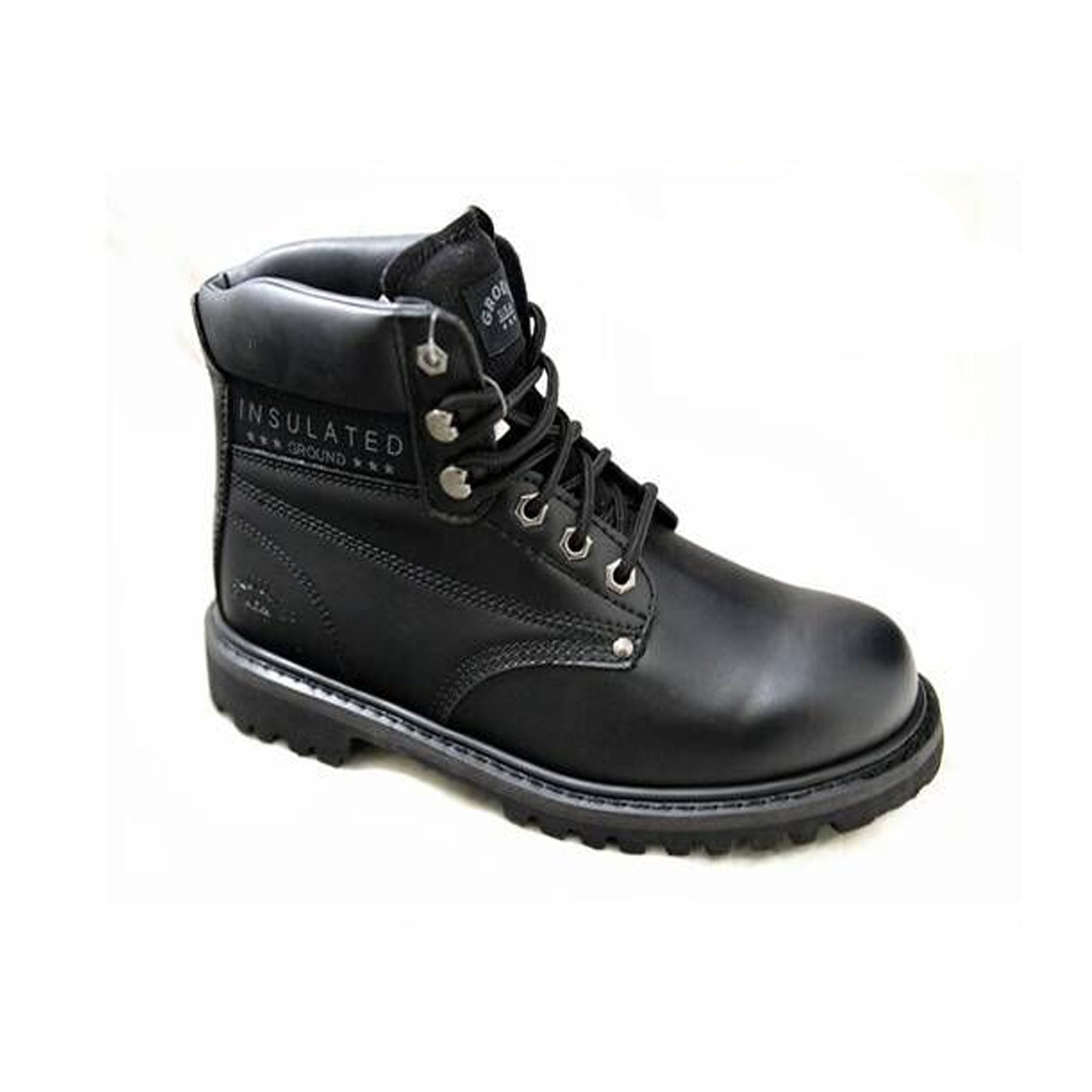 Wholesale Men's Shoes Insulated Work Lace Up Boots NCP62
