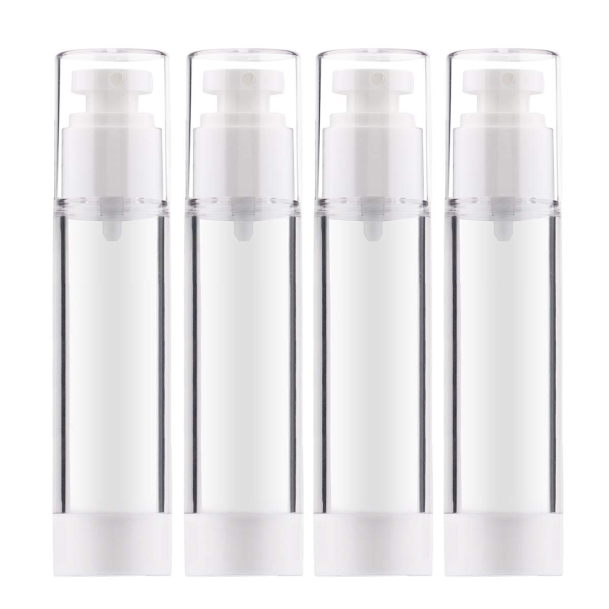 Wholesale Airless Pump Bottles, Yebeauty Empty Airless Bottle Pump Bottle airless travel bottle - 3.4 Ounce N7At