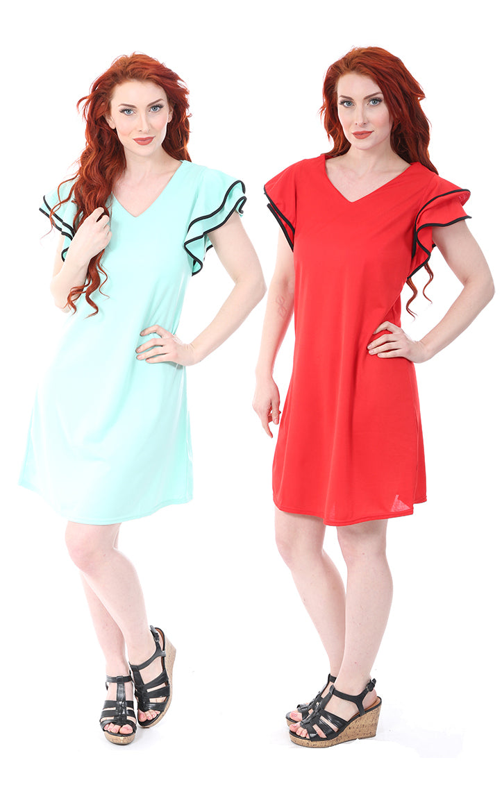 Wholesale Women's Clothing Dresses Missy Additional Fabric Laura NW62