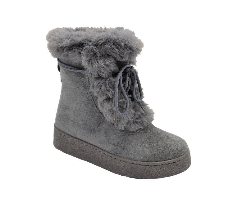 Wholesale Women's Shoes Slip On Snow Boots NG74