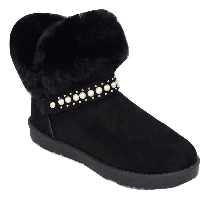 Wholesale Women's Shoes Slip On Snow Boots NG71