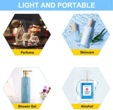 Wholesale Spray Bottles (US Stock) White Fine Mist Spray Bottle Refillable Liquid Container N6WB