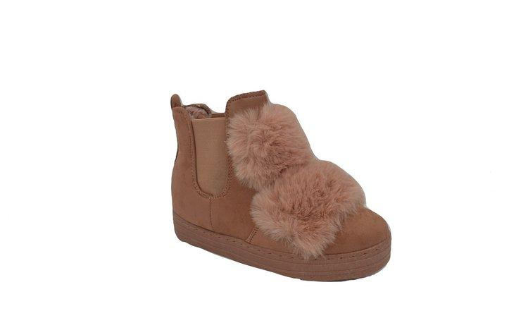 Wholesale Women's Shoes Slip On Snow Boots NG70