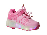 Wholesale Kid's Footwear Children Led Light Glow Velcro Strap Mini NG77