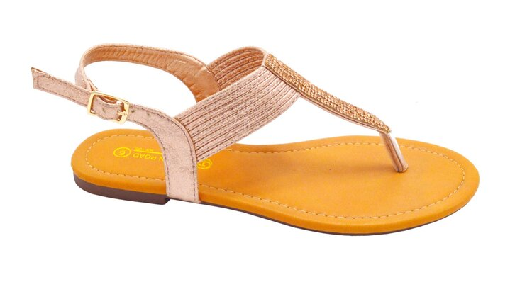 Wholesale Women's Shoes Flat Sandals Nyla NG81