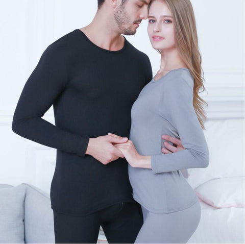 Wholesale Clothing Closeouts Women's Thermal Underwear Set With Fleece Lined Random Assorted N6Wm