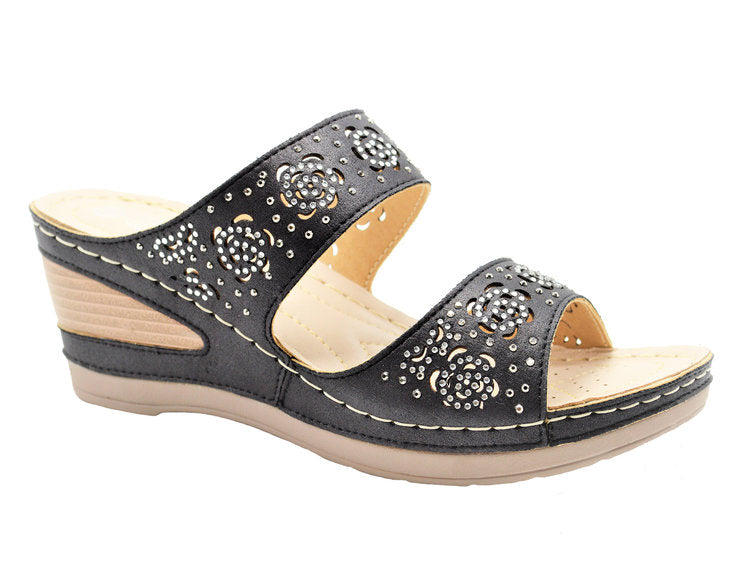 Wholesale Women's Shoes Comfort Sandals Serena NG93