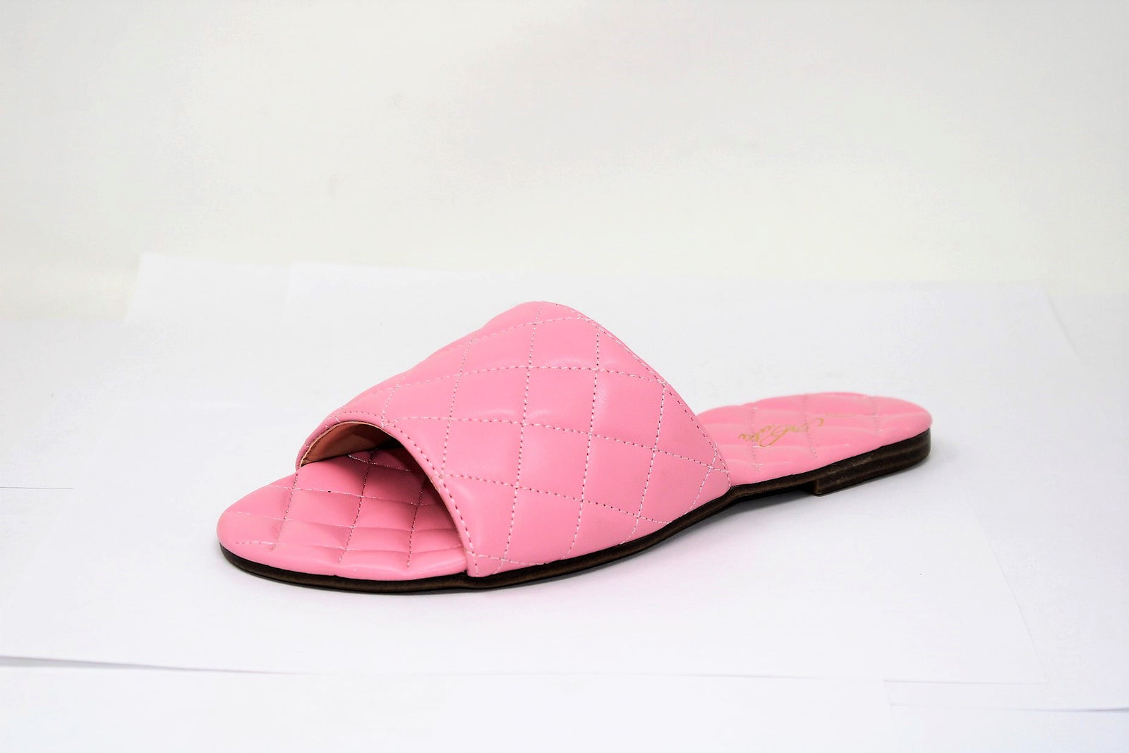 Wholesale Women's Shoes Flat Slippers Sandals Elisa NMCN1