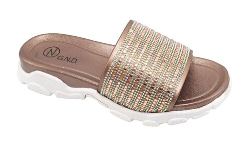 Wholesale Women's Shoes Flat Sandals Blake NGD5