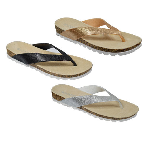 Wholesale Women's SHOES Flat Slippers Assorted Sandals Gwendolyn NGg8