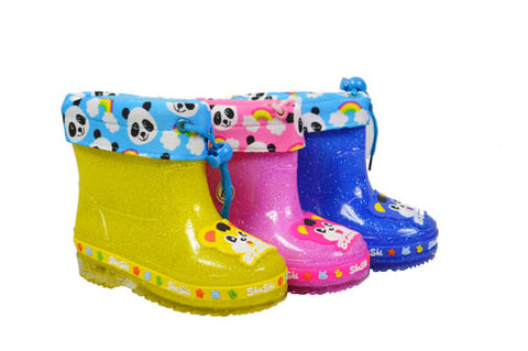 Wholesale Kid's Footwear Children Style Boots Cali NGGK