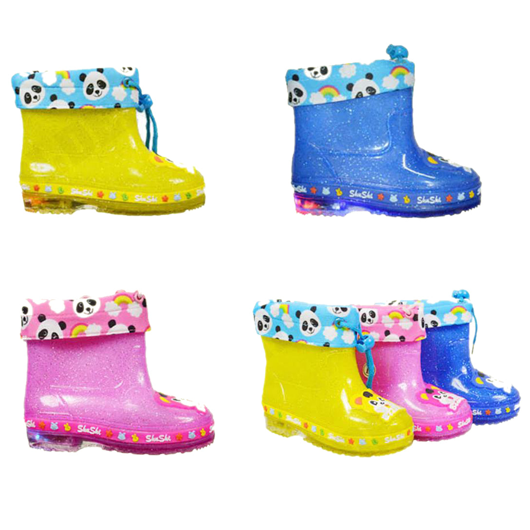 Wholesale Kid's Footwear Children Water Boots Briella NGG6