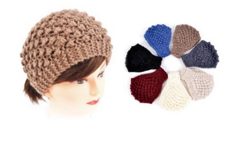 Wholesale Clothing Accessories Black Fall Winter Hats NTT57