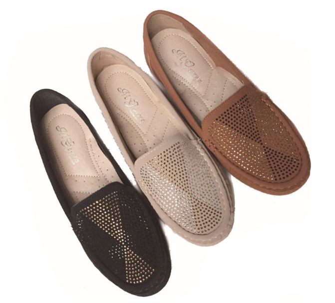 Wholesale Women's Shoes Slip On Sabrina NCPH9