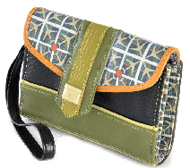 Wholesale Women's Accessories Bags Inky & Bozko Day Tripper Wrislet Aspen CZIT20