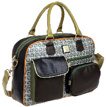 Wholesale Women's Accessories Bags Inky & Bozko Day Tripper Cargo Bag Evangeline CZIT60
